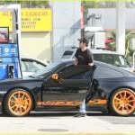 Patrick Dempsey's Porsche 911 GT3 RS