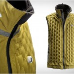 Klymit Kinetic Vest Uses Argon Gas to Keep You Warm