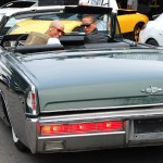 Amber Rose's 1966 Lincoln Continental Convertible