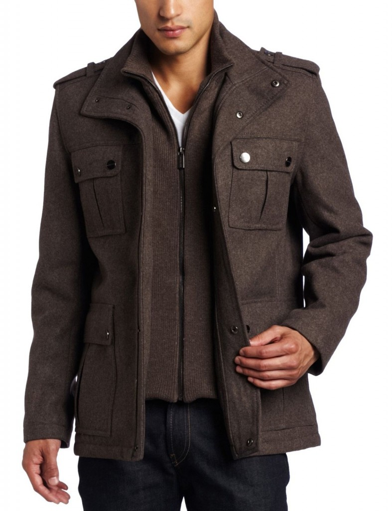 Michael Kors Men's Burlingame Field Coat