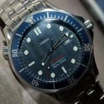 Omega Men's Seamaster James Bond Watch
