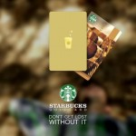 On Losing My Starbucks Gold Card Status