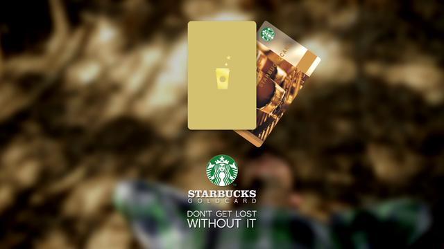 Starbucks-Gold-Card