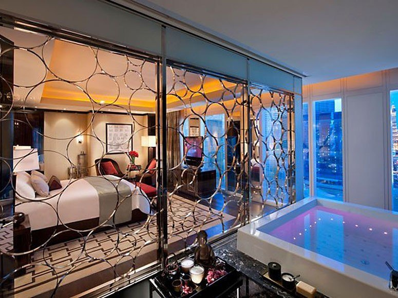 Mandarin Oriental - $15,000 per night