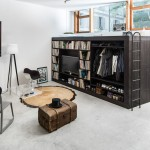 The Living Cube Ultimate Man's Closet By Ill Designs