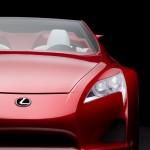 Lexus LFA Roaster Vs. Man