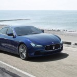 Revved Up for Maserati Ghibli