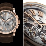 Most Magnificent Watches in the World Roger Dubuis Hommage