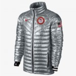 USA Team Olympic 2014 Nike 800 Down Jacket