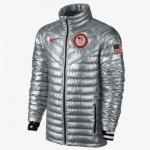 USA Team Olympic 2014 Nike 800 Down Jacket