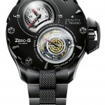 Zenith Zero-G Tourbillon watch