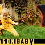 Dragon Baby Kung Fu Video