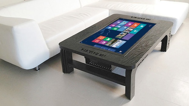 Touchscreen Computer Coffee Table