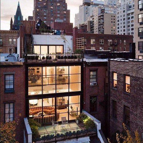 building loft