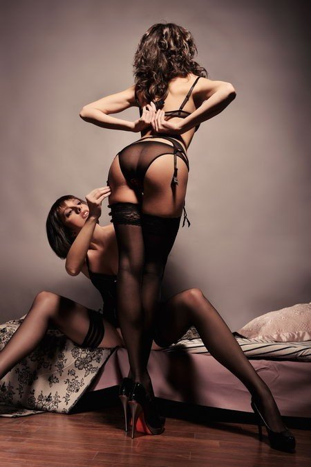 lingerie babes