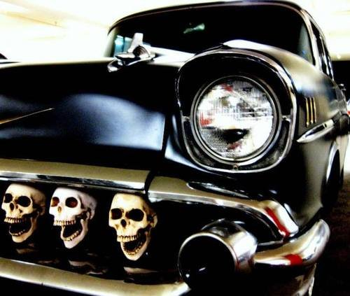 Old Chevy Grill