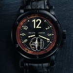 Ralph Lauren Versus Automotive Flying Tourbillion Watch