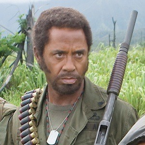 Robert Downey Jr Tropic Thunder