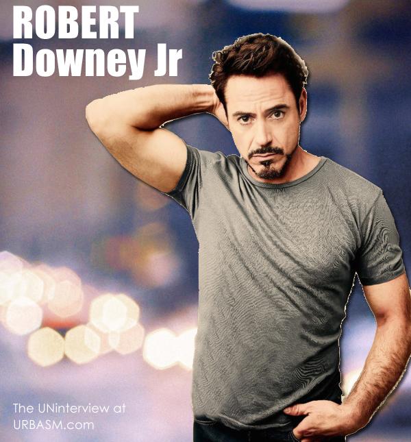 Robert Downey Jr - The Uninterview - Urbasm Robert Downey