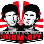 Infamous Chad Smith Vs Will Ferrell Drum-Off