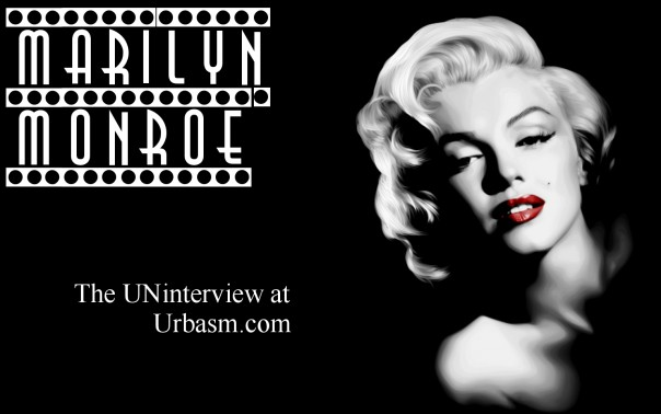 Marilyn Monroe the uninterview