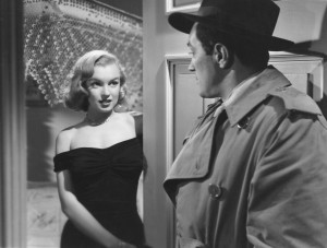 Monroe, Marilyn Asphalt Jungle