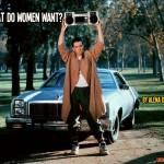 What Do Women Want?