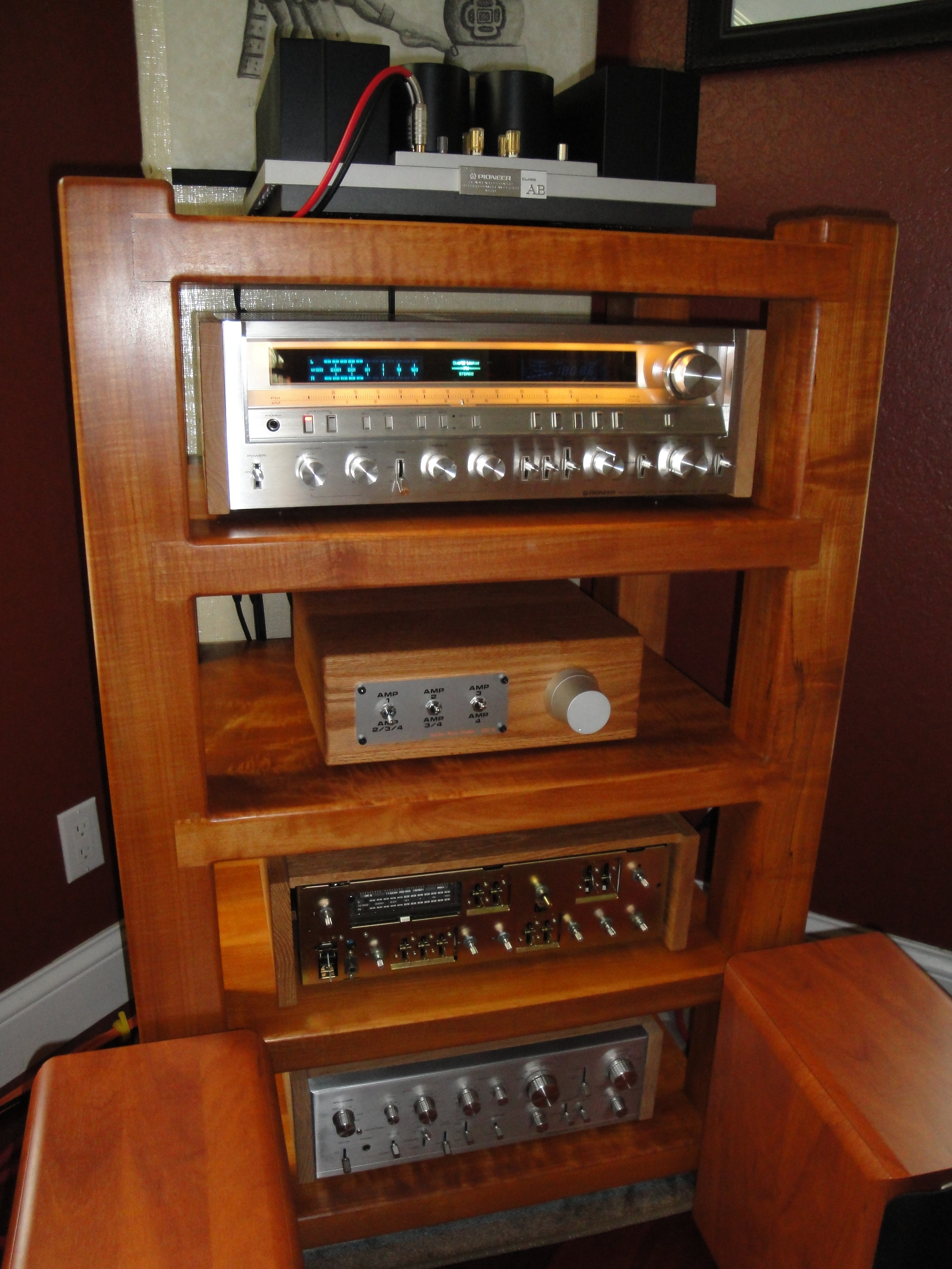 Manly Distractions Retro Tech Stereos Urbasm