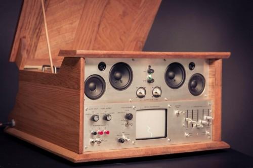 retro stereo 5