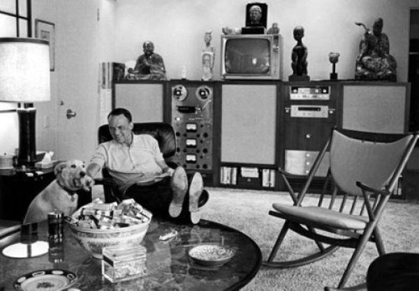 Frank Sinatra Love Of Tech