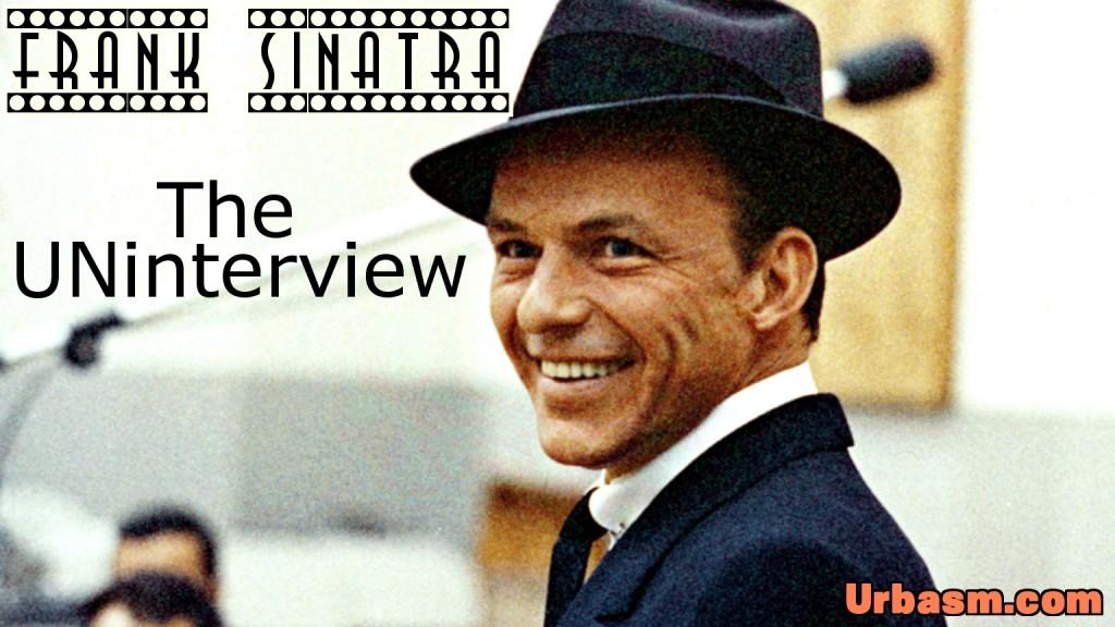 Frank Sinatra UNinterview main