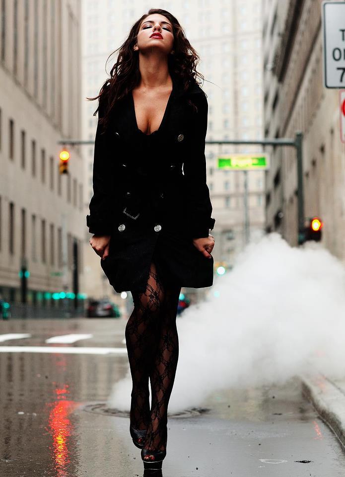 Jessica Ashley - city