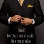 Manly Distractions – 5 Rules to Being a Gentleman
