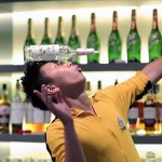 The Bruce Lee of Bartending – Served With Flair