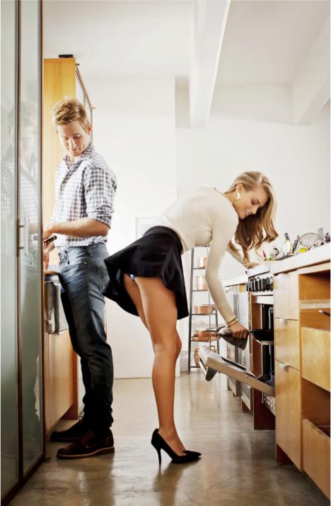 sexy chores