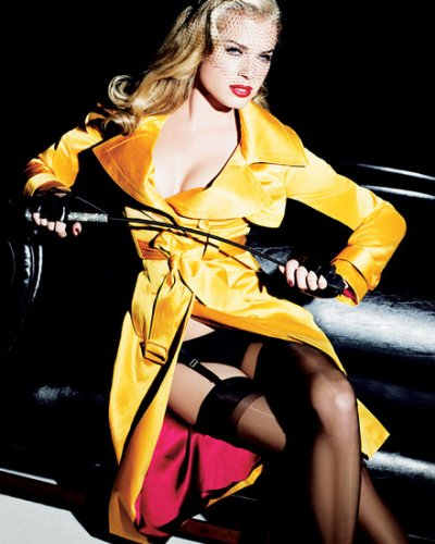 sexy trench coat lingerie stockings