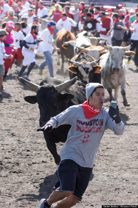 Bull-Run-Selfie
