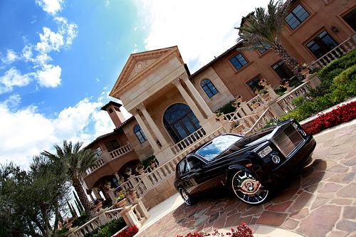 Luxury House And Car luxury house and car homes for decor