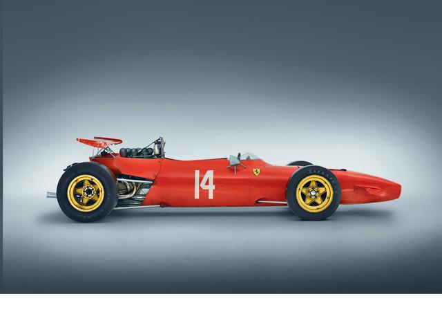 Maranello Rosso Ferrari Collection 10