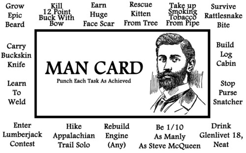 The Man-Card