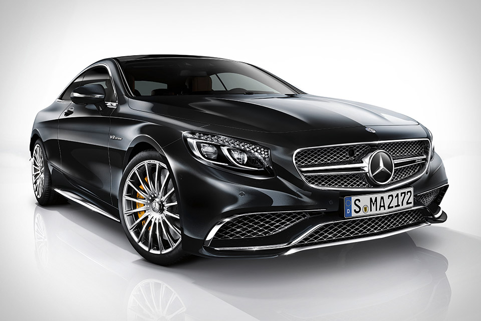 Mercedes benz s65 amg coupe picks up the pace of luxury for Mercedes benz s65 v12 biturbo