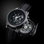 Ovel Radical Black – The Aficionado's Skeleton Watch