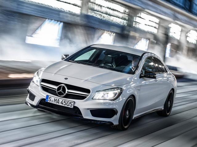 Mercedes-CLA 3