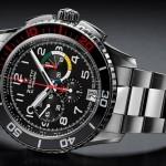 Zenith El Primero Stratos Flyback Rainbow Chronograph Watch