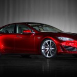 Saleen FourSixteen Becomes The First Electric Tuner Car
