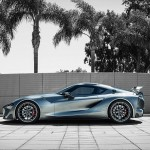 Revved Up for Toyota FT-1 Graphite Concept