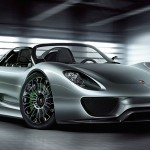 All Revved Up – Porsche 918 Spyder