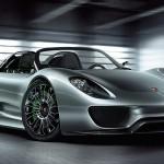 All Revved Up – Porsche 918 Spyder