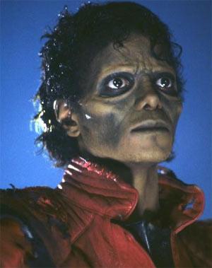 Michael Jacksom Thriller