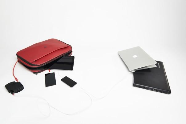 Phorce Bags, phorce.com, tassen, oplaadbare tas, bag